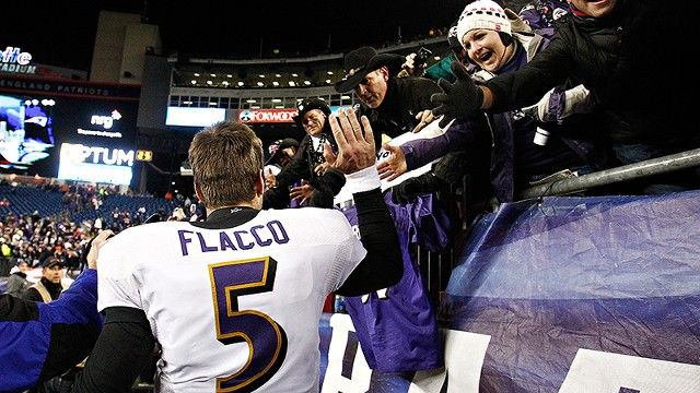 We Went There: Ravens-Patriots