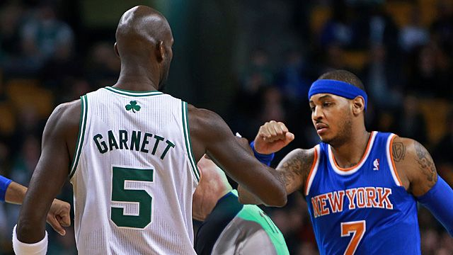 We Went There: Knicks-Celtics Bring the Rumors and Melodrama at…