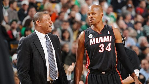 Doc Rivers, Ray Allen