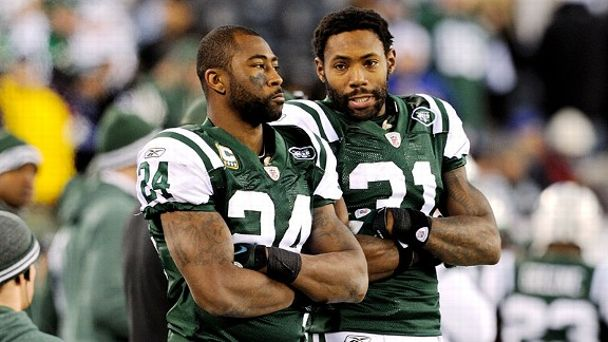 Darrelle Revis and Antonio Cromartie