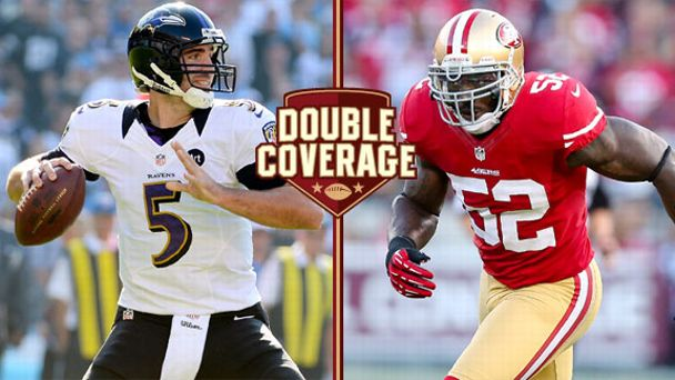 Joe Flacco, Patrick Willis