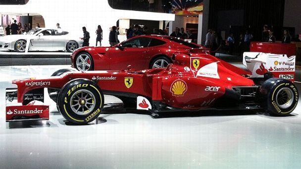 Ferrari Oreo