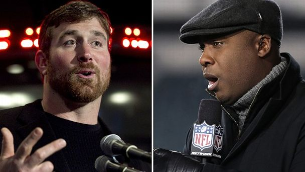 Matt Light/Marshall Faulk