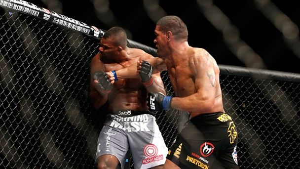 Alistair Overeem & Antonio Silva