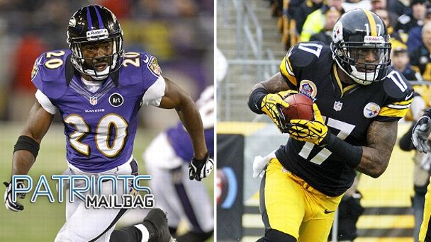 Ed Reed and Mike Wallace