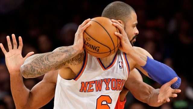 About Last Night: Knicks Go Old-School