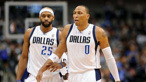 Vince Carter and Shawn Marion