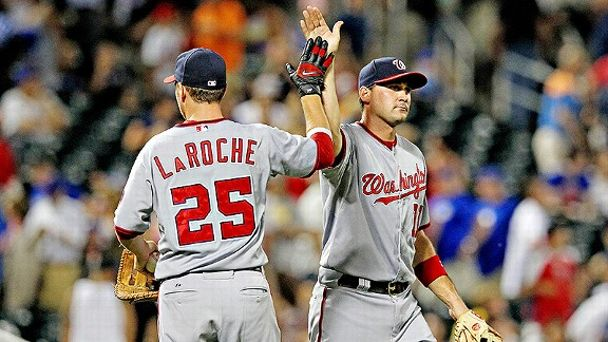 Adam LaRoche and Ryan Zimmerman