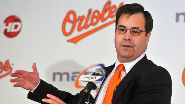 10 Minutes With Orioles GM Dan Duquette