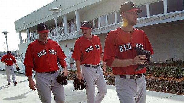 Red Sox Pitchers