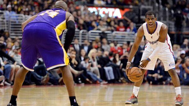 Chris Paul, Kobe Bryant