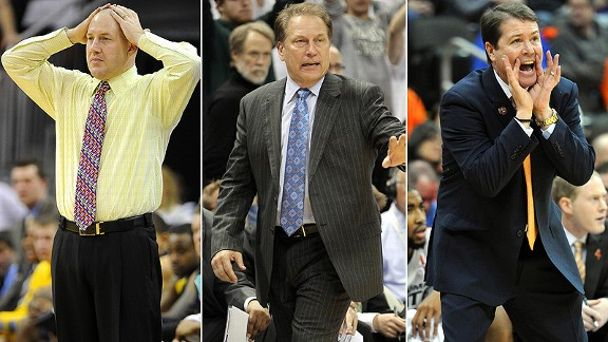 Buzz Williams/Tom Izzo/Travis Ford