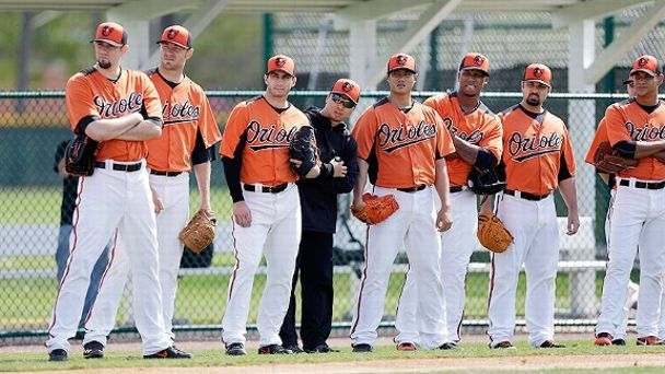 Baltimore Orioles pitchers