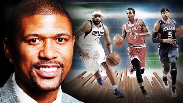 NBA Jalen Rose Trades
