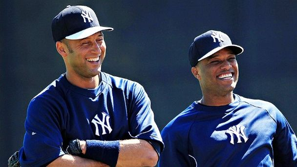 Jeter and Cano