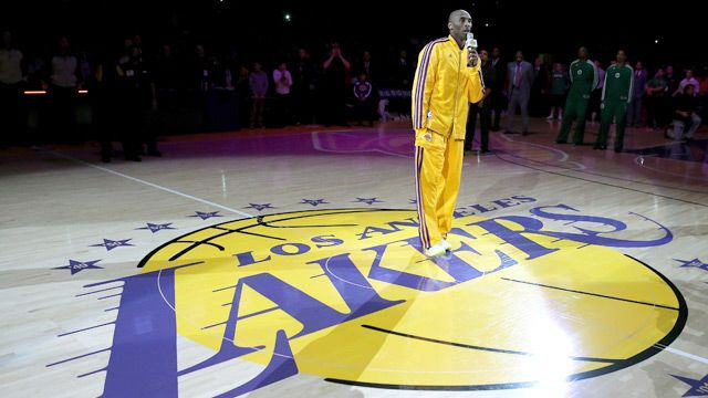 About Last Night: Lakers Win One for the Doctor