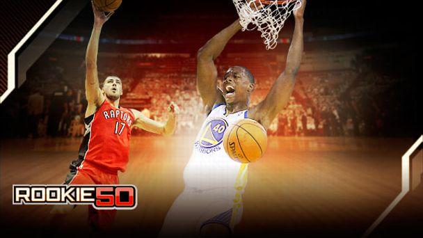 NBA Rookie 50