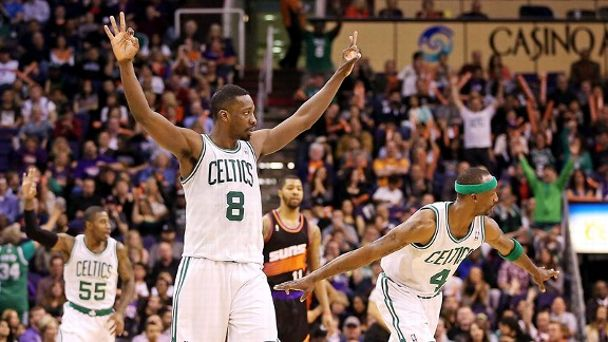 Jeff Green, Jason Terry