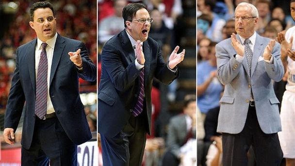Sean Miller, Tom Crean, Roy Williams