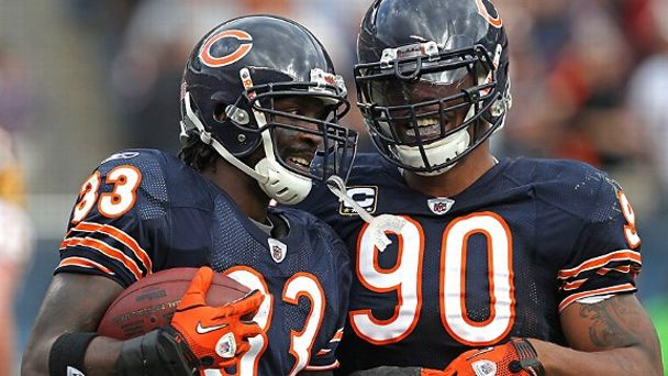 Charles Tillman and Julius Peppers