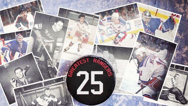 25 Greatest Rangers
