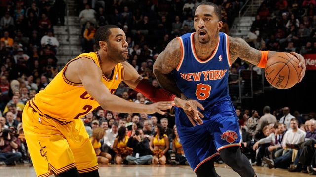 About Last Night: Battered Knicks Still Too Much for Cavs
