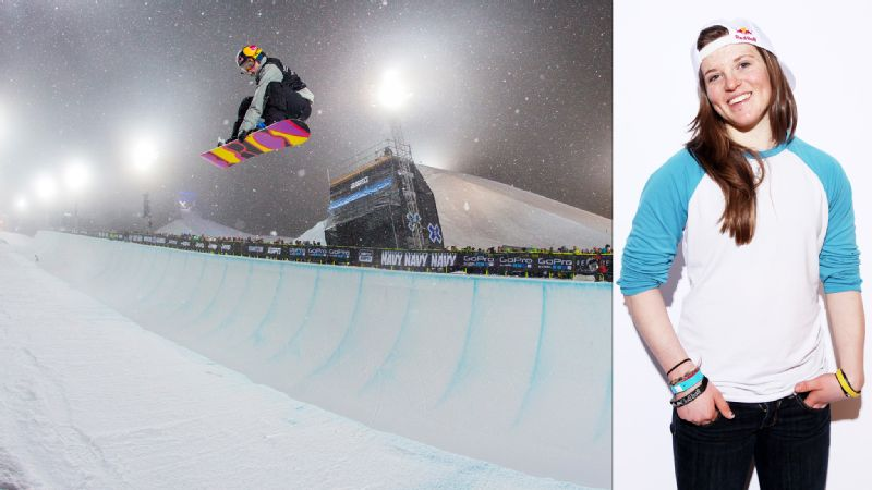 Welcome To The Future Of Womens Halfpipe Snowboarding