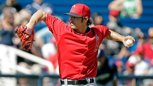 Q&A: Angels Pitcher C.J. Wilson on Steroids, Screenplays, a…