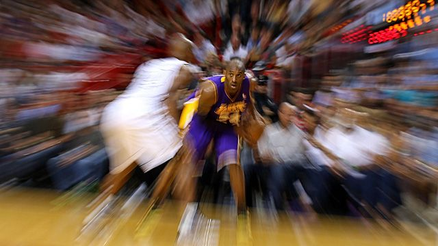 CourtVision: The New Kobe