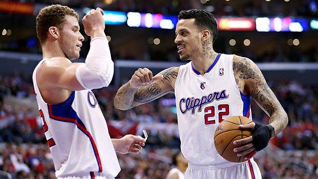 Why Matt Barnes, of All People, Could Be the Key to a Clippers …