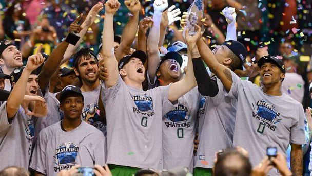Oregon Ducks celebration