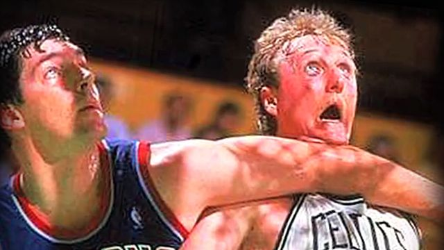 Bill & Bird: Larry Bird on Fighting in the NBA and Why He H…