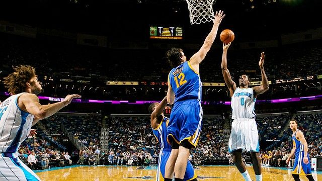 How an Emerging Andrew Bogut Could Be the Playoff Difference fo…