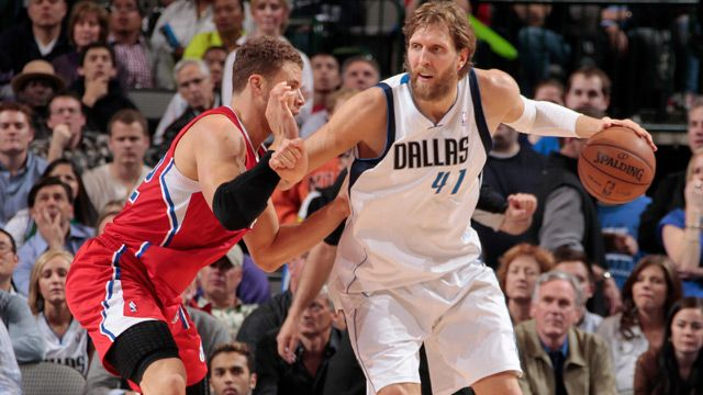 About Last Night: Here Come the Mavs