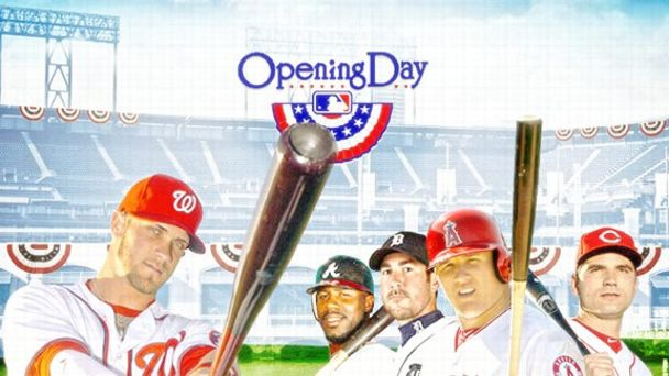 MLB Opening Day WAR