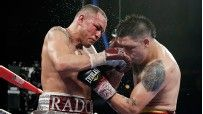 Mike Alvarado, Brandon Rios