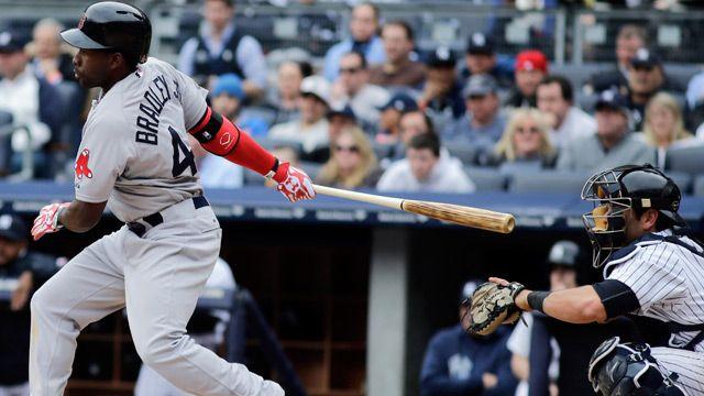 Bradley Providing Desperately Needed Hope for Red Sox