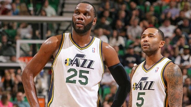 Salt Lake Sadness: Playoff-Bound or Not, the Jazz Can't Escape …
