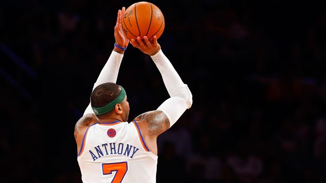 Carmelo Anthony's Legacy Is on the Line