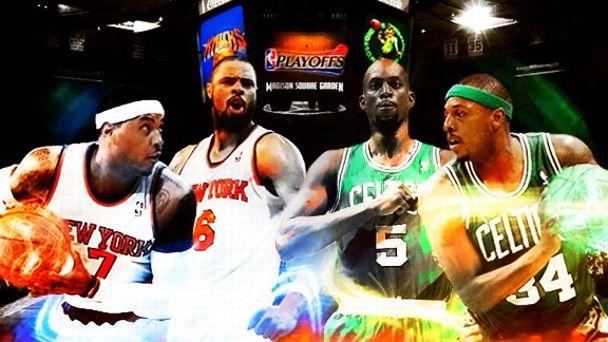 Knicks vs. Celtics