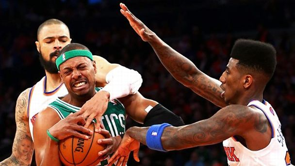 Celtics vs. Knicks