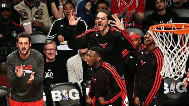 Bulls Win