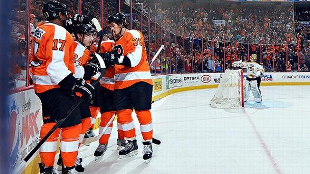 Flyers/Bruins