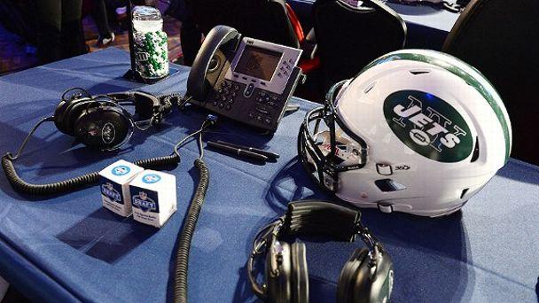 New York Jets draft table