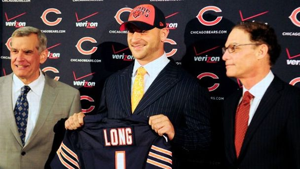 Phil Emery, Marc Trestman, Kyle Long