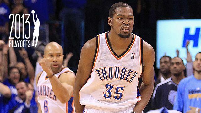 NBA Playoffs Shootaround: The Oklahoma Kid
