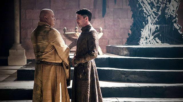 Varys petyr littlefinger baelish Game of Thrones Season 3, Episode 6: 'The Climb' to Nowhere - Hollywood Prospectus Blog - Grantland