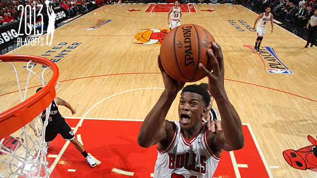 Who's That Guy? Jimmy Butler!