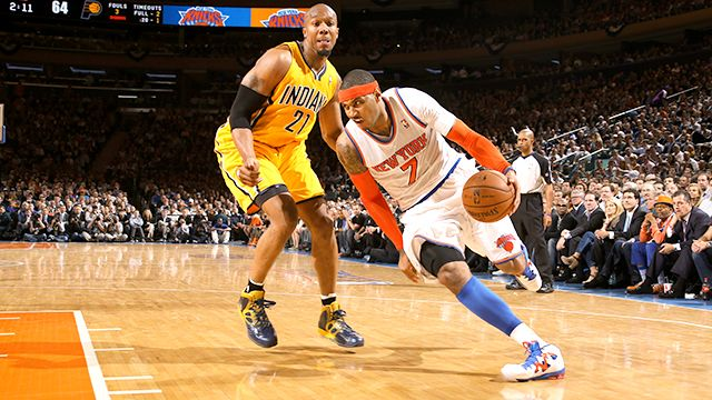 About Last Night: New York Feeling Melo Again