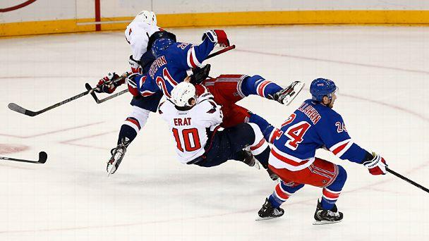 Capitals vs. Rangers
